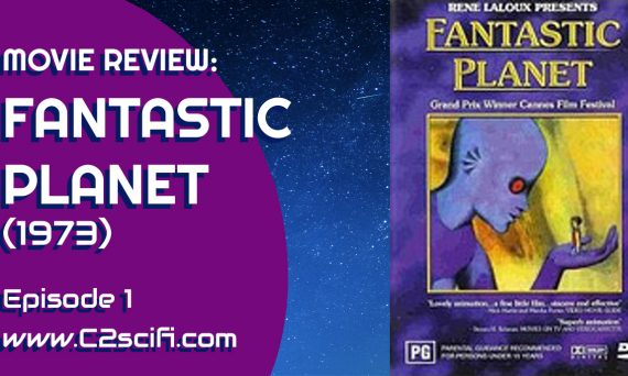 C2 Fantastic Planet, 1973, Movie Review