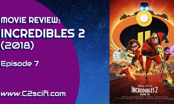 C2 Review Incredibles 2 2018