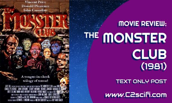 Review The Monster Club 1981