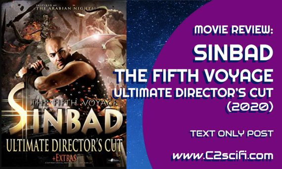 Review Sinbad The Fifth Voyage Ultimate Director's Cut 2020