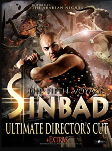 Sinbad The Fifth Voyage Ultimate Director's Cut Cover