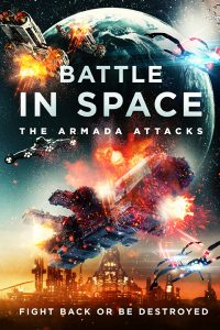 Battle in Space poster